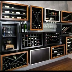 If only this was my wine cellar
