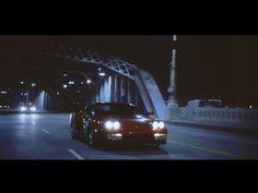 """Protovision"", Kavinsky's 80s-style ballad for his resurrected, Ferrari-driving alter-ego. Very entertaining."