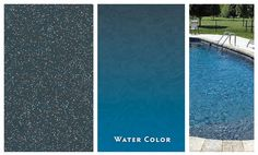 Online Color Guide - Trilogy Fiberglass Swimming Pool Products