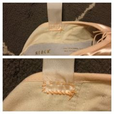 Sew Pointe Shoe Ribbons