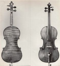 Violin made by Sanctus Seraphin, circa 1730.