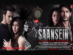 Saansein movie  | Saansein the last breath is upcoming Bollywood movie, release date 11th November 2016 |