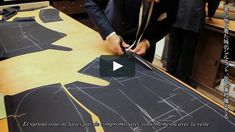 I had the pleasure to visit one of the British finest Bespoke tailors on Savile Row, Anderson & Sheppard. This video showcases head cutter, Mr John Hitchcock…