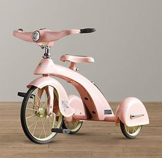 #Pink Sky King Junior #Tricycle Petal | Riding #Toys | Restoration Hardware Baby & Child