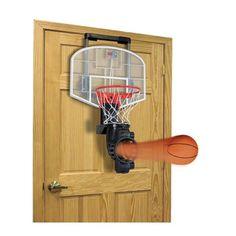 Franklin Sports 2 Piece Shoot Again Basketball Set