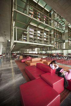 Biblioteca Pública de México ( Mexico Public Library)