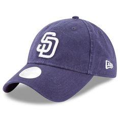 New Era San Diego Padres Women's Navy Preferred Pick 9TWENTY Adjustable Hat