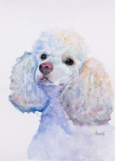 Para más información sobre pinturas personalizadas - mandame una conversación. Ofrezco un encargo del retrato del animal doméstico o impresiones de alta calidad de varias razas. En contacto conmigo para precios y trabajos a medida. Si usted desea comprar una impresión de esta