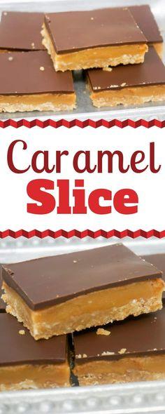 Chocolate Caramel Slice, Dark Chocolate Mousse, Caramel Bars, Butter Chocolate Chip Cookies, Caramel Brownies, Caramel Pecan, Chocolate Topping, Chocolate Caramels, Dessert Chocolate