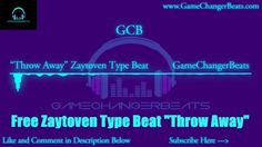 "Free Zaytoven Type Beat - ""Throw Away""