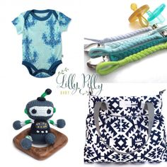 Use code SWEET for 10% off and free shipping. Online baby boutique for the natural and organic mommy & baby. Voted #1 place to shop, Lilly Pilly Baby carries designer organic clothing brands, amber & teething, cloth diapers, baby carriers, diaper bags, breastfeeding tinctures, teas & oils and many more goodies for mommy & baby.