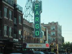 Famous Fargo Sign