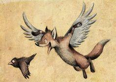 i'll Get You Somedoay by culpeo fox.