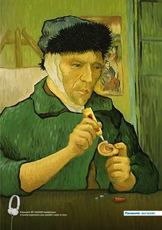 Panasonic: Van Gogh