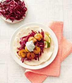 Taco night is no problemo when the cleanup is this quick and easy.