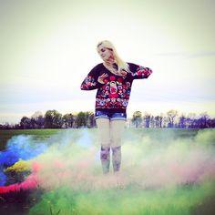 Matrioshka sweatshirt (bluza Matrioszka) #sweatshirt #brzozowskafashion #brzozowska #fashion #print #folk #streetwear #streetfashion #fullprint #bluza #matrioszka #nadruki
