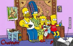 Russian Version of the Simpsons !