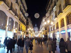 Ya se respira a Navidad por la calles de Zaragoza.