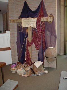 Progressive Lenten Altar #5