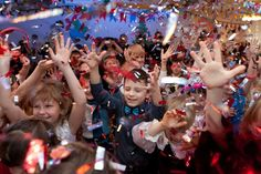 Happy party time! coordinate and organized by wmfeventgroup.com #childparty #party