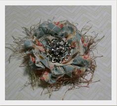 Polly's Paper Studio tutorial on this flower!