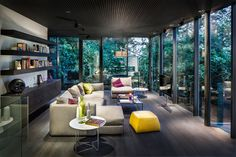 Redesigned Family Retreat Built Around a Forest Glade