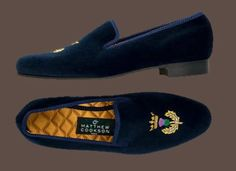 "Mathew Cookson - Thistle Slippers. ""A must when in Palm Beach at dinner parties and cocktails .. Loving""...."