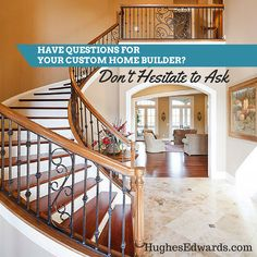 Take our advice...be sure to ask your custom home builder these 5 important questions.