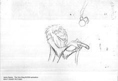 Collection of Animated Lines / traditional animation 2D 3D animator cartoon pencil line test model sheet production drawing concept art cel storyboard animatic walt disney / animáció animátor rajzfilm mozgáspróba modell-lap