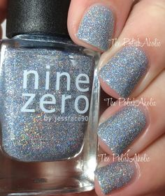 Nine Zero Lacquer Spring 2016 Collection Swatches
