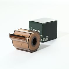 Craft Design Technology/メモックロール式付箋紙 アンバー 662yen 手軽だけどしっかり付箋