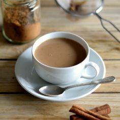 Chai spiced hot cocoa