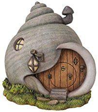 Miniatur-Welt anthrazit Shell Haus (MW08–003)