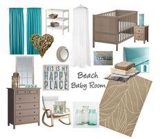 Superleuke stoere babykamer in thema strand zee maritiem maritiem kinderkamer babykamer - Deco voor een kamer ...