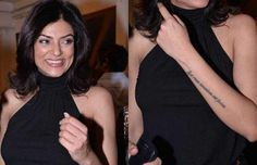 Bollywood Stars And The Secret Behind Their Tattoos