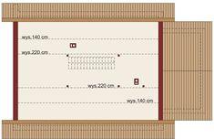 Projekt domu Gorgiasz 94,31 m² - koszt budowy - EXTRADOM House, Ground Floor, Plants, Home, Homes, Houses