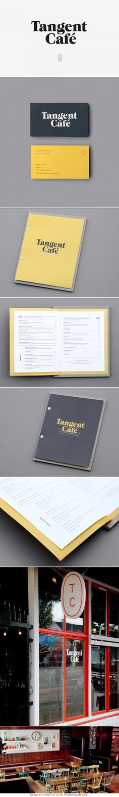Tangent Cafe / by Fivethousand Fingers