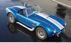Carroll Shelby's million dollar muscle cars