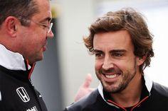 フェルナンド・アロンソ 「マクラーレンはメルセデスの支配を打破できる」  [F1 / Formula 1]