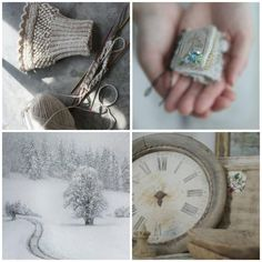 Зима в деревне: фотографии для вдохновения - Ярмарка Мастеров - ручная работа, handmade