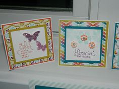 2013 SAB  Bloomin' Marvelous stamp set, Sycamore Street