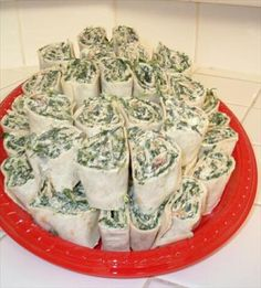 Roll Ups Spinach Roll Ups. Photo by Aussie-In-CaliforniaSpinach Roll Ups. Photo by Aussie-In-California