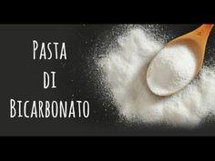 Come realizzare la Pasta di Bicarbonato (Paste modellabili) | Arte del fai da te e del riciclo