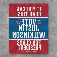 Election Campaign Po