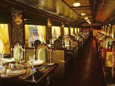 maharaja express interior