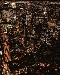 Spectacular night view of the city that never sleep, New York City New York Night Aesthetic, City Aesthetic, Travel Aesthetic, New York Night, City Vibe, New York Life, City Wallpaper, Night City, Nyc At Night