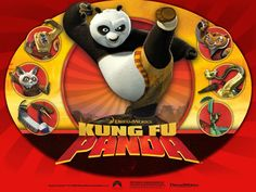 """MOVIE - Kung Fu Panda """"2008"""" (Genre: Action/Comedy) Starring: Jack Black as Po, Dustin Hoffman as Shifu, Angelina Jolie as Tigress, Seth Rogan as Mantis, Lucy Liu as Viper, Jackie Chan as Monkey, David Cross as Crane, Randall Duk Kim as Oogway, James Hong as Mr. Ping & Ian McShane as Tia Lung. Plot: In the Valley of Peace, Po the Panda finds himself chosen as the """"Dragon Warrior"""" despite the fact that he is obese & a complete novice at martial arts."""