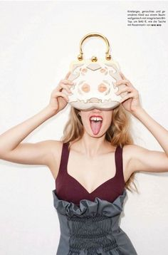 Terry Richardson - Lindsey Wixson by Terry Richardson Vogue Germany 4
