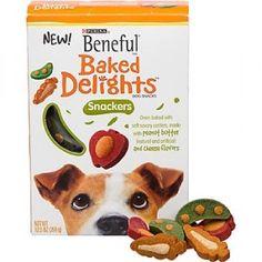 TWO New High Value Beneful Dog Treats Coupons + Walmart Scenario