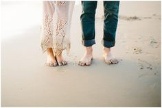 Newport Beach Engagement Session : Ashley + Jeff